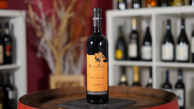 Vino Rosso CRAVET - Grignolino 100%